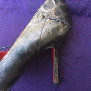 MATERIA PRIMA Shoes - Materia Prima by Geffredo Farlini Heels - Italy